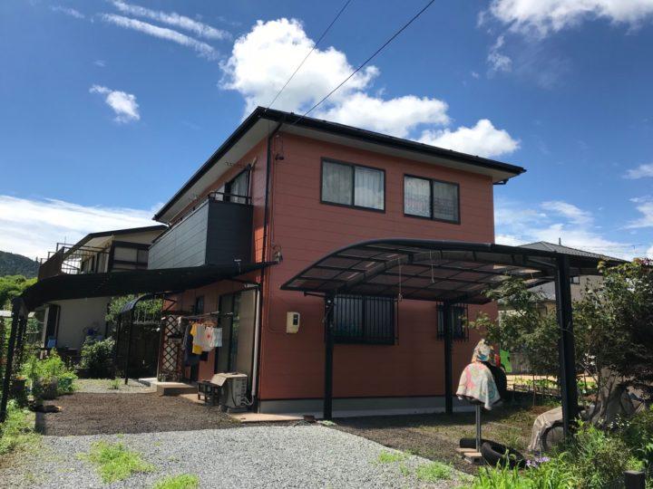 美濃加茂市 屋根塗装・外壁塗装工事
