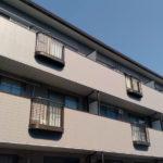 各務原市 アパート外壁塗装 アフター