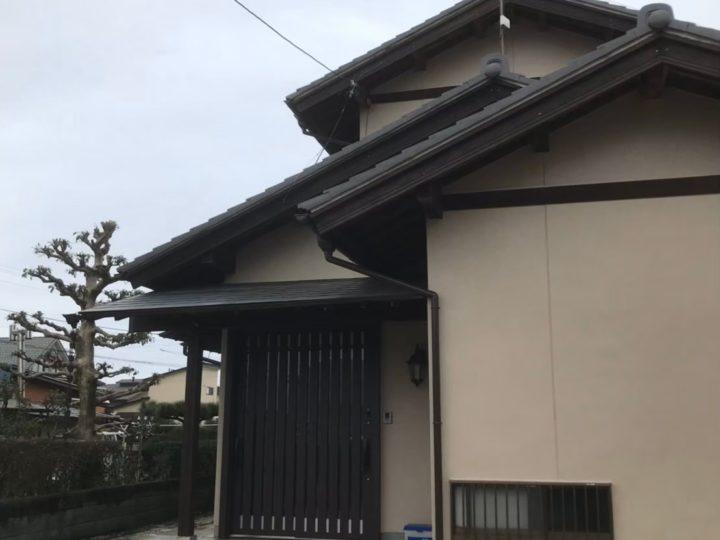 【地元のサービスがしっかりしたところで工事がしたい】 美濃加茂市 S様 外壁塗装 外壁・屋根塗装フィールグッド -feelgood-