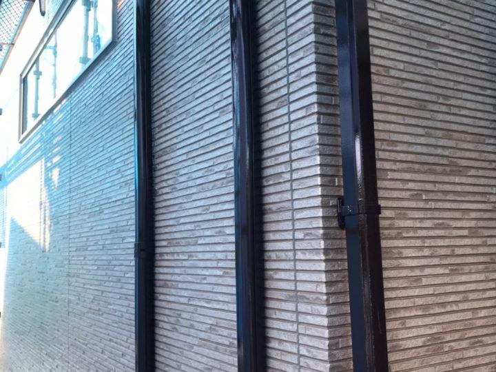 各務原市 A様 気に入っている外壁の雰囲気を壊さず塗装がしたいとご相談いただき最も耐候性に優れた塗料でクリアー塗装しました。
