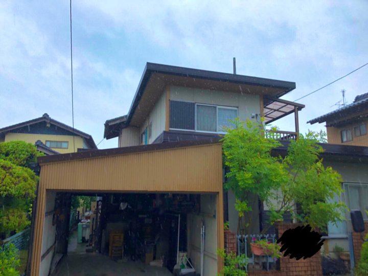 美濃加茂市Y様 ご夫婦二人で大切にしてきたお家にしっかりした塗料で塗ってくれたから、これからも安心して暮らしていけるわ♪ありがとうございます♪
