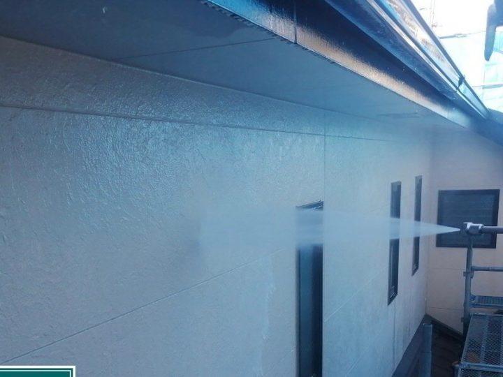 高圧洗浄、雨漏り調査