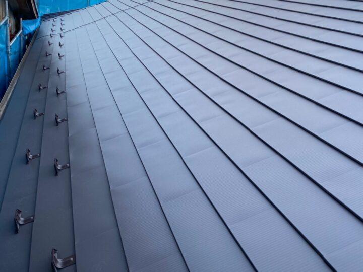 GOKUルーフ(屋根材)張り