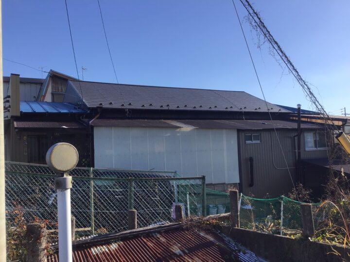 美濃加茂市H様 耐震対策に屋根の葺き替え工事を希望。岐阜新聞の折り込みに入っていたイベントチラシをきっかけにイベントに来場してくださいました!