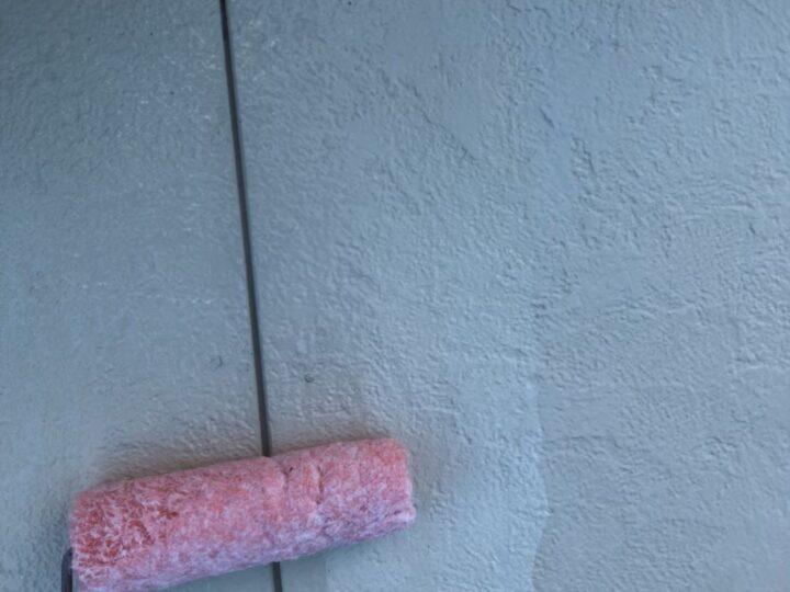 外壁下塗り①