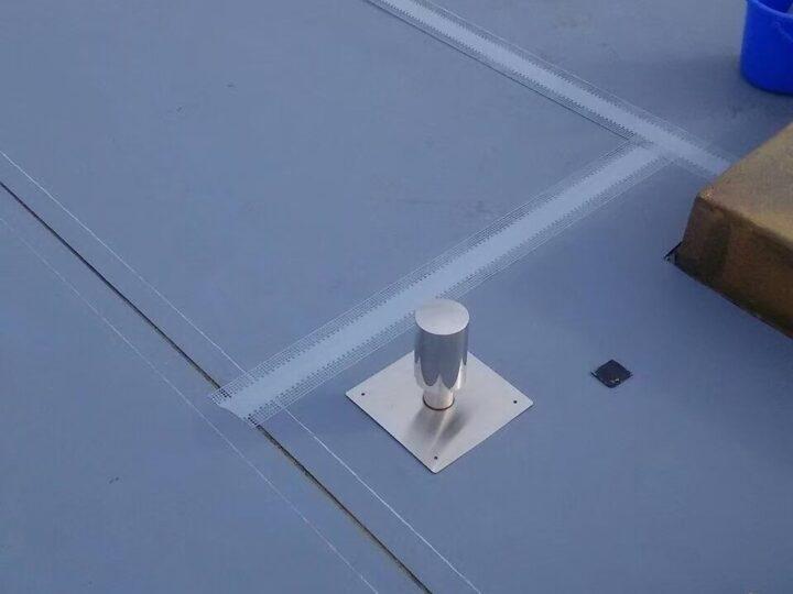 屋上防水(通気緩衝シート)