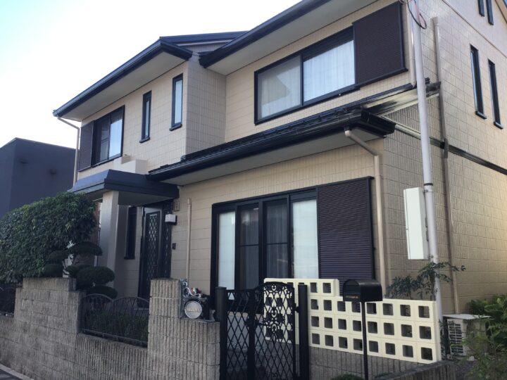 岐阜市N様 屋根、外壁の劣化が気になって建築会社も含め4社で塗装を検討しましたが、内容とアフターサービスでfeelgoodさんで決めました。