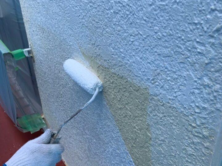 外壁下塗り(モルタル)